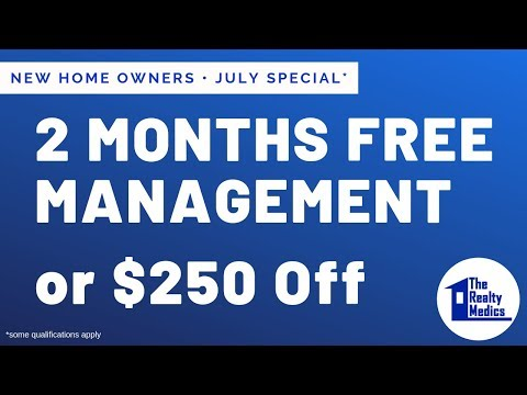 Orlando Property Management Special (July) + All of Central Florida - Hurry!