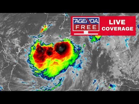 Tropical Storm Barry - LIVE COVERAGE