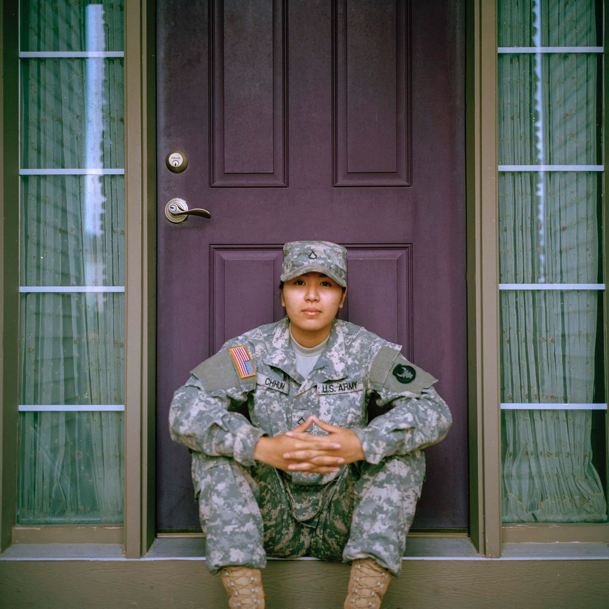 Is anybody tracking health issues from mold and other military housing hazards?