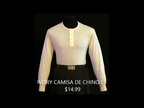 Best Qualitative Camisa de chino for men and women Barongs Rus