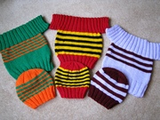 3 Fish and chip baby sets for Sister Sue