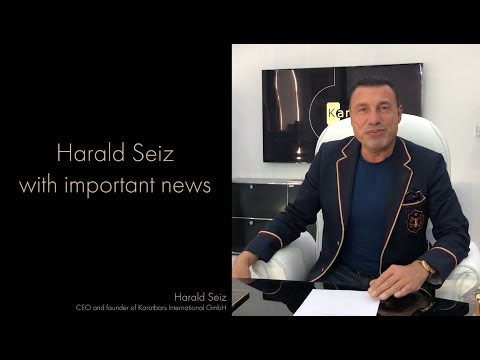 Karatbars Q&A with CEO and founder Harald Seiz