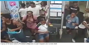 60 Teens Storming Walgreens Attacking Employees and Looting