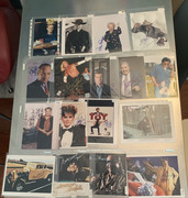 SELL-Nostalgia alert!!! 17 different signed 8x10 photos for $109 DLVD...just $6.41 each!