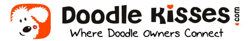Doodle Kisses Logo
