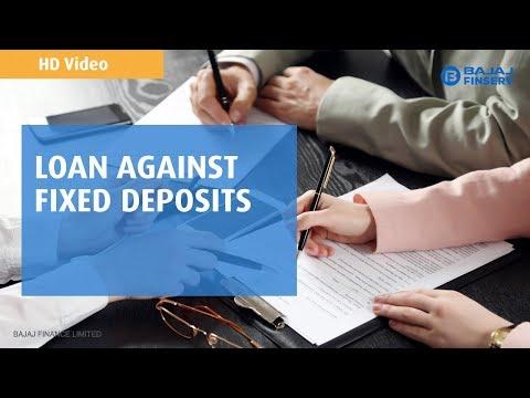 Loan Against Fixed Deposit