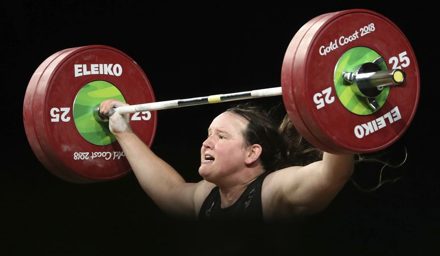 Man Wins Women's Weightlifting Final AP_19121759449911_c0-194-3512-2241_s885x516