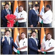 Sandeep Marwah Nominated Chief Scout of India