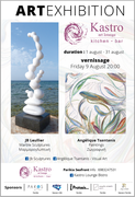 Paintings and marble Sculptures Exhibition