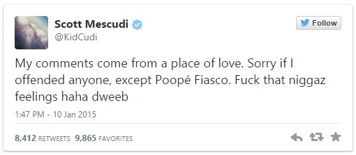 TweetWars: Kid Cudi vs Lupe Fiasco