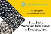 Steel Shots Wholesale Distributors in Faridabad,India