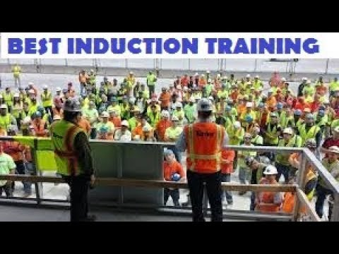 Induction training- Responsibility of safety representative...in Hindi