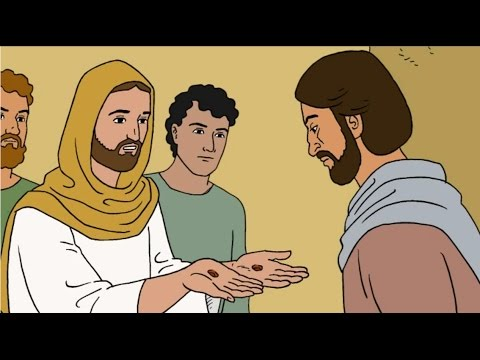 VIDEO EVANGELIO NIÑOS DOMINGO II PASCUA A 17
