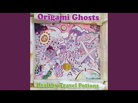 NEW RELEASE (12-7-2019) : Origami Ghosts – Hard Traveling Happy
