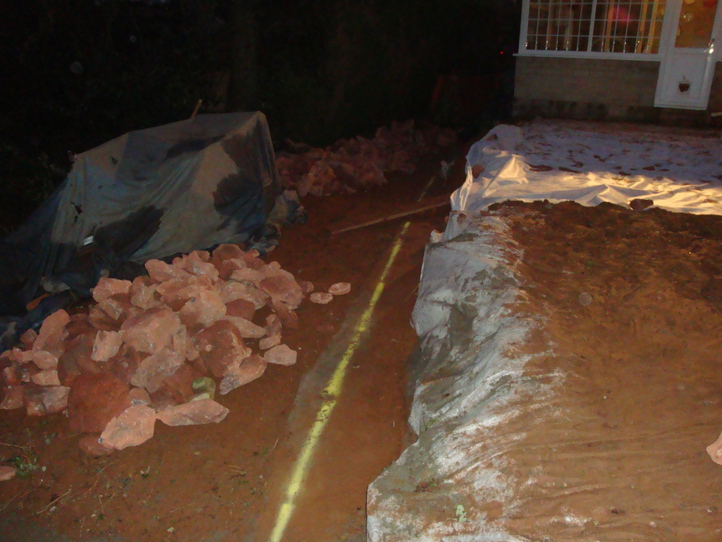 How do you build a wall using rammed earth? - LJN Blog ...