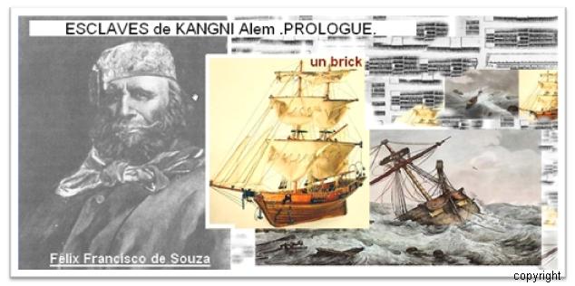 logo fiche du livre ESCLAVES de KANGNI Alem
