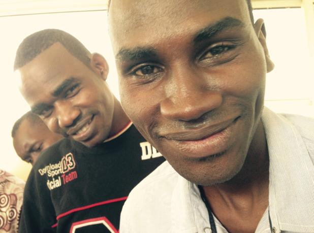 Rencontre avec 5 blogueurs tchadiens