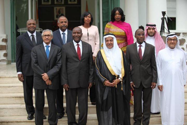 COTE D'IVOIRE: Le Premier ministre, Daniel Kablan Duncan, a reçu en audience le Fonds Saoudien pour le Développement (FSD). Son Directeur Général, Yousef Al-Bassam