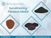 Get High Quality Sandblasting Abrasive Media at Low Price