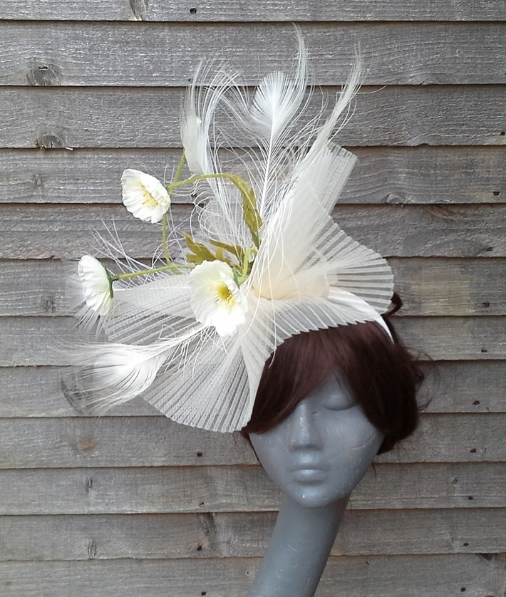 'FEATHERLIGHT' -20190612_152317X by HATS by Emelle