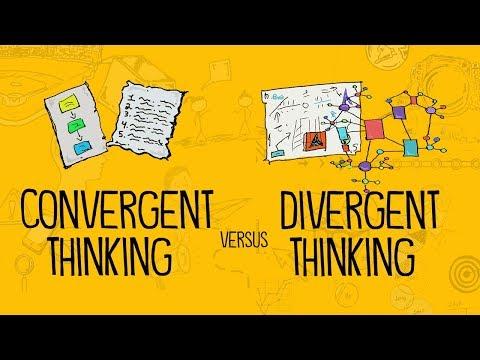Convergent Thinking Versus Divergent Thinking