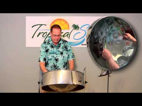 Yesterday - Tropical Shores Steel Drum Lessons