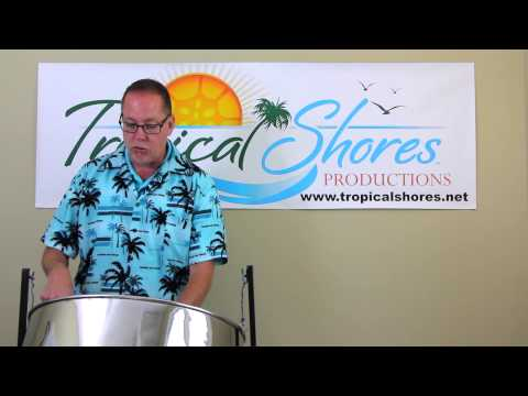 Tropical Shores Steel Drum Lessons: Minor Chords and Scales