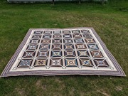Full top Latimer Farms Quilt