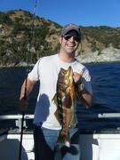 10Lb Calico off Catalina Island