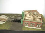 Turntable and Roundhouse