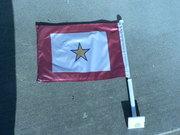 GSSF Car Flag and Flag Pole 124