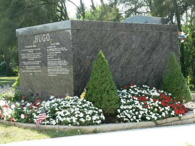 Rachael Mausoleum 124
