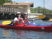 Kayaking fun!