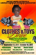 LAVA Clothes and Toys outreach