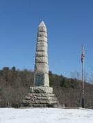 Veterans Memorial dedicated 1906