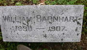 Barnhart, William