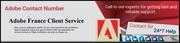 Service Client Adobe France @ +44-2031295011 Client