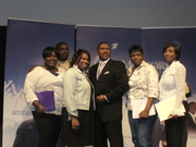 MAGGIC INC.Staff along with Michael Baisden and George Wilburn