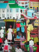 Gully Food  Market