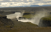 A View to Dettifoss