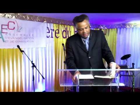 """Gospel Nations Singers : Pasteur Darius """"David & goliath"""""""