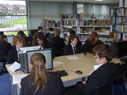 Pendle Vale hard at work