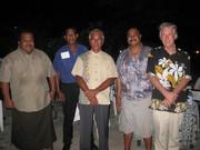 Banaba Rehabilitation Trip - Kiribati and Banaba May 2010
