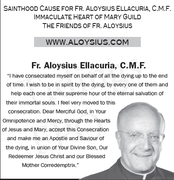 Fr. Aloysius Prayer for the Dying