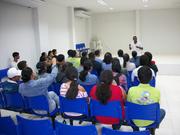 Estudantes da UNIR visitam Centro Cultural de Nova Mutum Paraná - RO