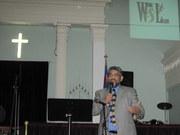 Pastor Alvaro Garcia