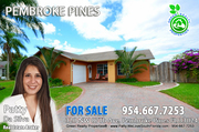Pembroke Pines Homes For Sale