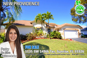 New Providence | Sunrise and Davie Homes For Sale | 1135 SW 149th Ter, Sunrise, Florida 33326