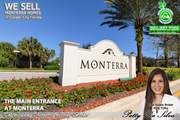 Monterra Entrance and Guard Gate in Cooper City