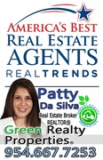 Americas Best Real Estate Agents - Broker Patty Da Silva